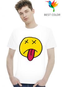 Emotka Bleeee - Koszulka męska