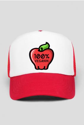 100% Veganin - Czapka z daszkiem