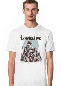 Łowiectwo. Koszulka dla Myśliwego