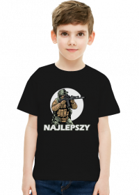 Wojskowy. Prezent dla Żołnierza. Prezent dla Wojskowego. Koszulka dla Żołnierza