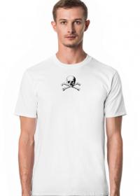 Halloween skull t-shirt