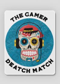 The Gamer Deatch Match - Podkładka pod myszkę