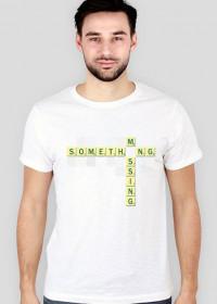 Missing piece  - koszulki dla par - męska (slim)