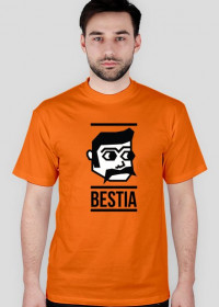 Piękna i Bestia - koszulki dla par - męska (havy)