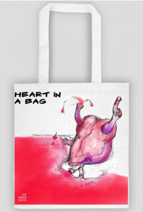 Heart in a bag