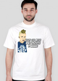 Koszulka - Uszy się myje