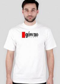 Gówno Prawda T-Shirt Wyborcza White Men T-Shirt