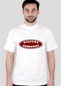Koszulka Wzorowy naukowiec
