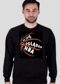Bluza Nie śpię bo oglądam NBA