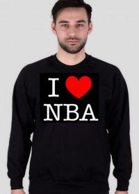 Bluza I LOVE NBA