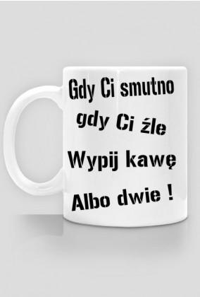 Kubek Wierszyk O Kawie