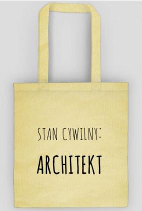 STAN CYWILNY. ARCHITEKT | Torba! WHITE
