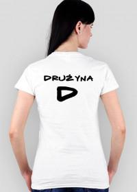 Koszulka Drużyny D damska