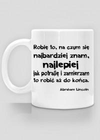 Kubek do kawy - Abraham Lincoln
