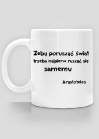 Kubek do kawy - Arystoteles