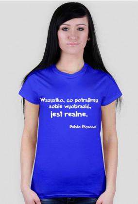 Koszulka - Pablo Picasso damska