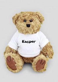 Maskotka Miś Kacper