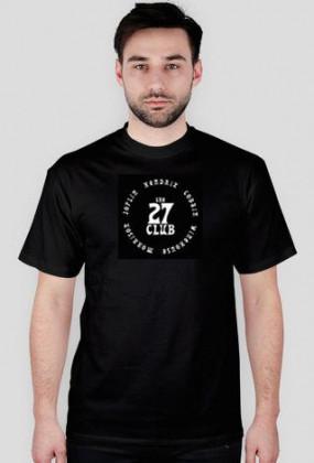 Klub 27 - koszulka czarna