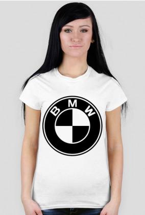 Koszulka damska-BMW
