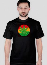 Koszulka marihuana