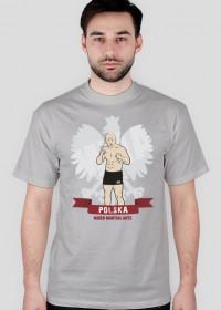 KOSZULKI  MMA, Patriotyczne