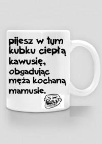 """Kubek """"Chamski Rym"""""""