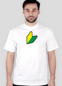T-shirt męski- JDM