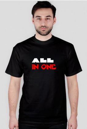 All in one - Koszulka męska