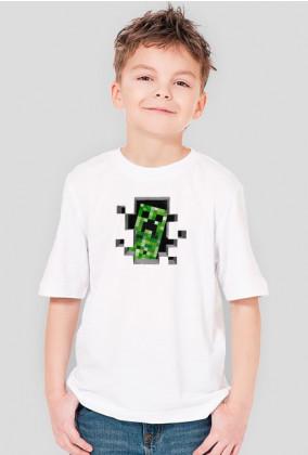 Koszulka Minecraft - Dziecięca