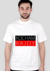 Kocham Rajdy - koszulka