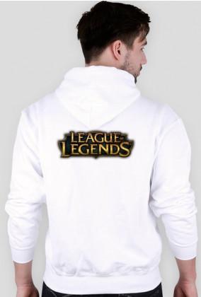 Napis tył League of Legends