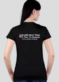 Mar-Med Rally Team - koszulka kibica 2 damska