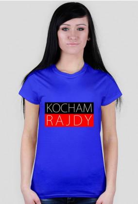 Kocham Rajdy (damska)
