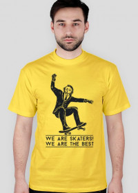WE ARE SKATERS! (M)