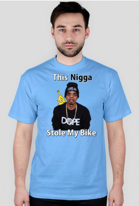 This Nigga Stole My Bike by Nitro