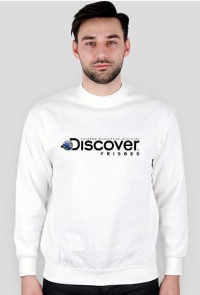 Bluza męska - DISCOVER THE FRISBEE