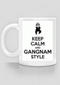 KEEP CALM AND GANGNAM STYLE II