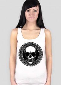 Black Art Skull Ladies