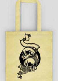 Black Art Skulls Bag