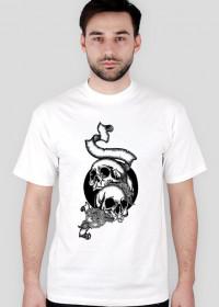 Black Art Skulls Male