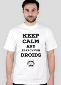 Search for droids