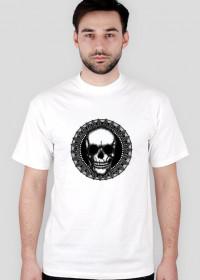 Black Art Skull Male