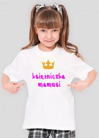 Koszulka Księżniczka mamusi