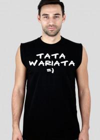 Koszulka Tata wariata