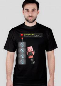 Achievment - men tshirt