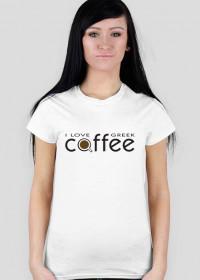 I love greek coffee