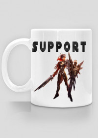League of Legends Support Leona