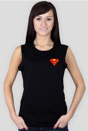 Koszulka Damska bez rękawów ''Superman''