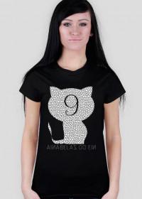 CAT 9 żyć Girl