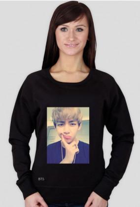 bluza v z BTS